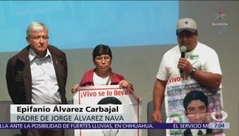 AMLO promete crear la Comisión de la Verdad del caso Iguala