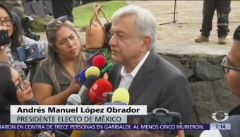 AMLO reitera que no habrá persecución contra funcionarios