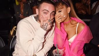 Ariana Grande envía emotivo mensaje a Mac Miller