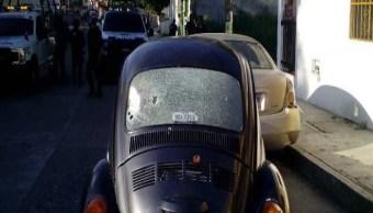 Asesinan al presidente del PAN en Papantla y a su hijo