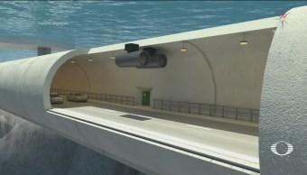 Así será la impresionante autopista que se construye Noruega