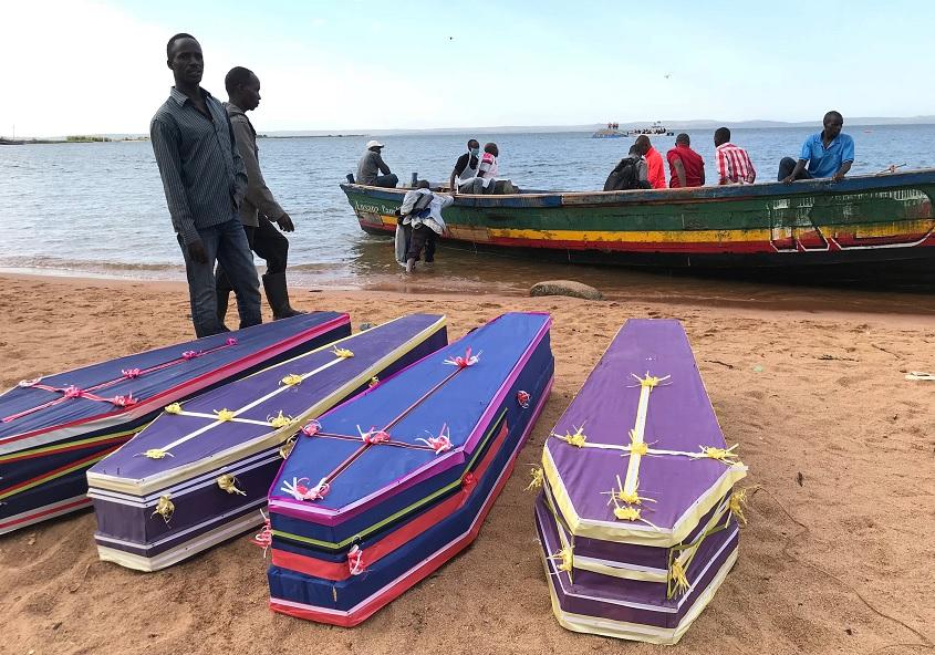Tanzania: suman 225 los muertos tras naufragio
