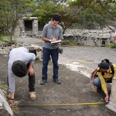 Restauración de zonas arqueológicas afectadas por sismos avanza 95%, informa INAH
