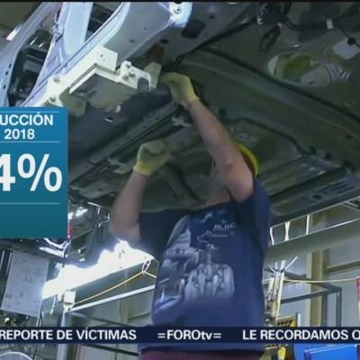Aumenta producción y exportación de autos: AMIA