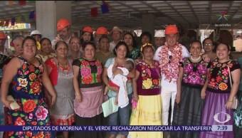 Avanza la reconstrucción de Juchitán tras el sismo del 7S