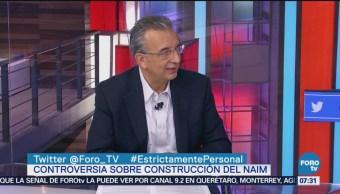 Aviadores, a favor de NAIM en Texcoco Canaero
