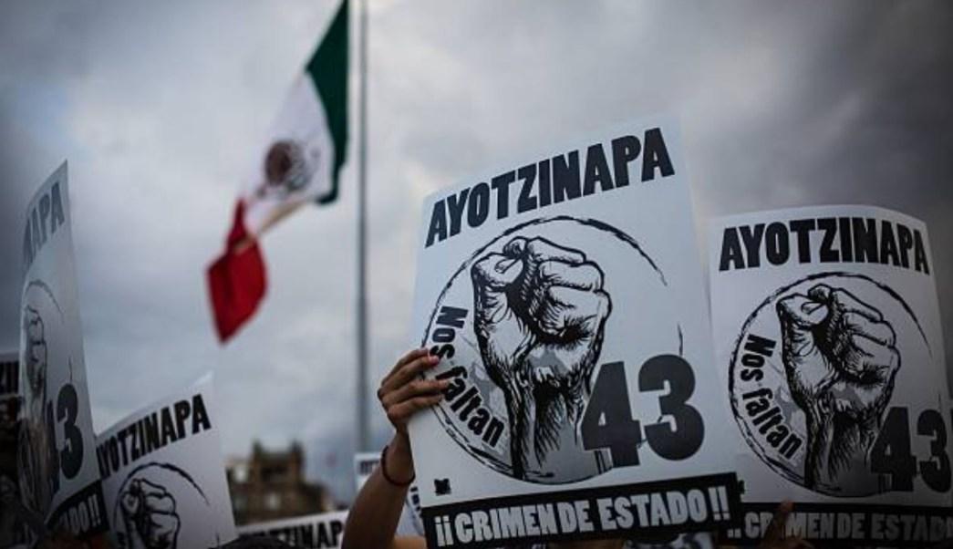 A cuatro años de la desaparición de 43 normalistas de Ayotzinapa
