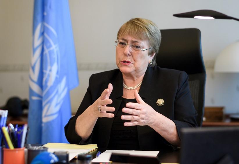 Bachelet pide libertad de periodistas condenados en Myanmar