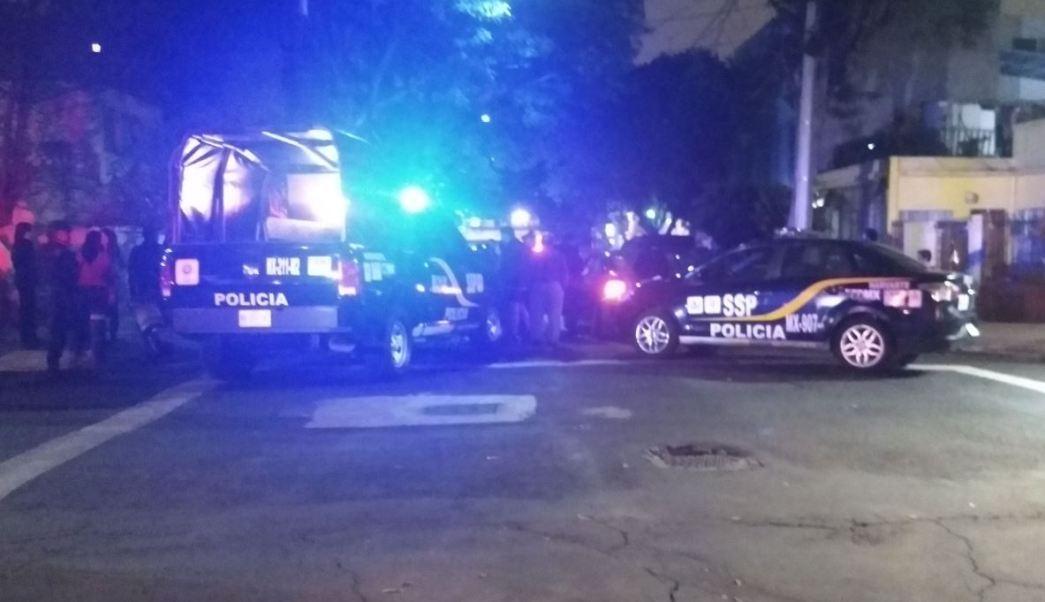 Tres balaceras en la CDMX dejan dos muertos y un herido