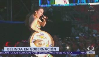 Belinda incurrió en coacción del voto en Morelos