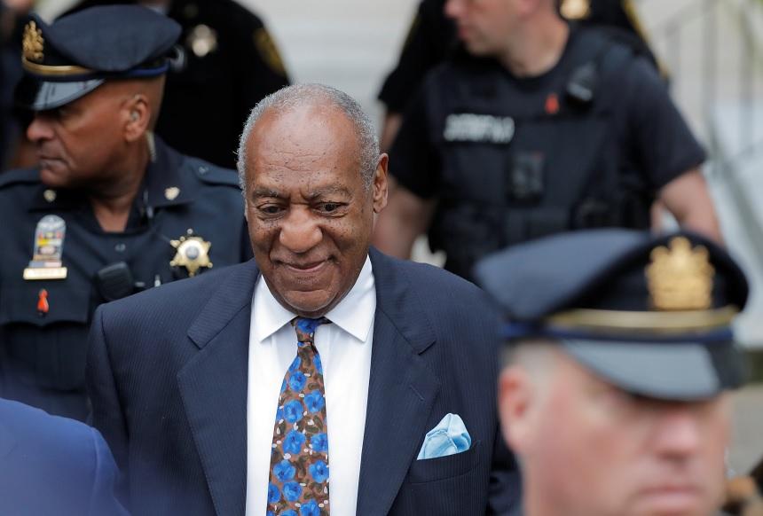 Juez declara a Bill Cosby un
