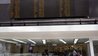 Bolsa Mexicana inicia semana a la baja, IPC cae 0.31%