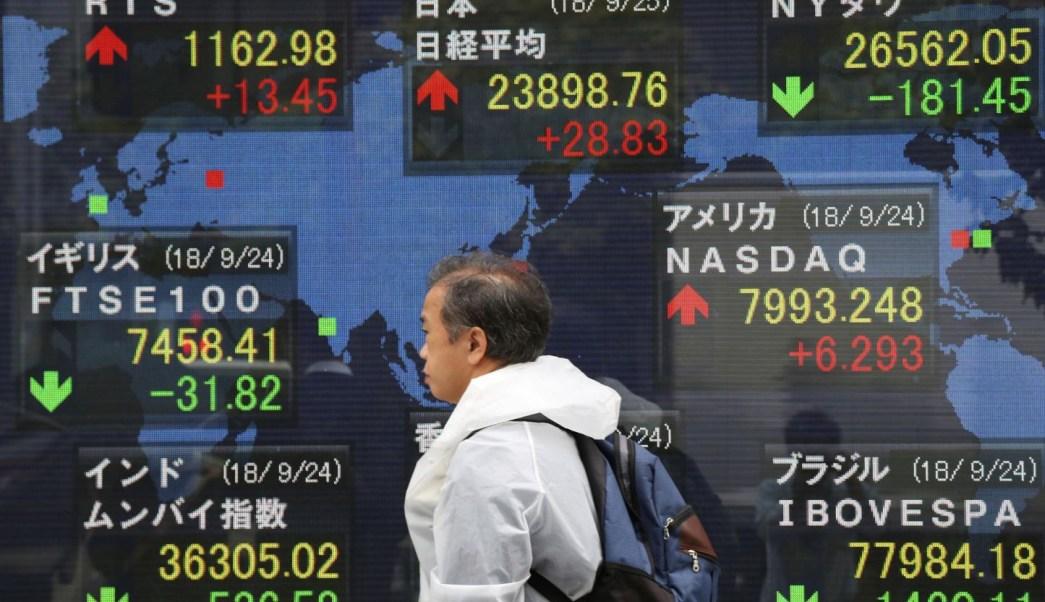 Bolsas de Asia Pacífico pierden tras alza de tasas de la Fed