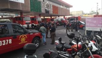 Despiden con honores a bombero que murió tras atender fuga en Tláhuac
