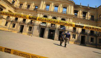 Restauración del museo de Río llevará 10 años, según Unesco