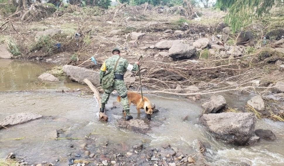 Lluvias Sinaloa; hallan cuerpo mujer arrastradas por arroyo