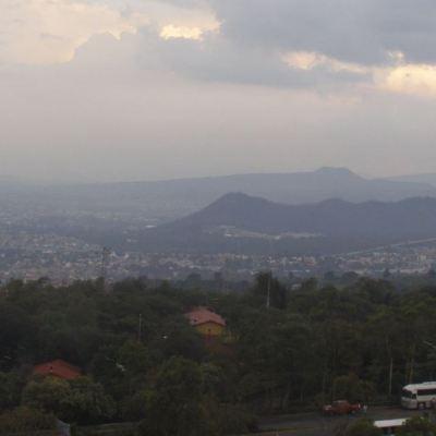 Se registra regular calidad del aire por contaminación en Valle de México