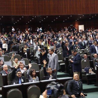 Diputados avalan ley para que ningún servidor gane más que el presidente