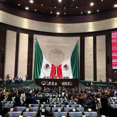 Congreso inicia el primer periodo de sesiones de la 64 Legislatura