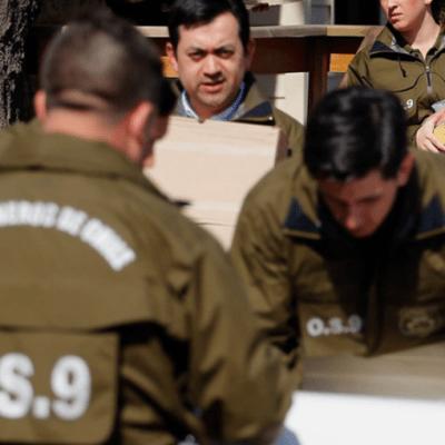 Fiscalía allana cuatro obispados en Chile por casos de abusos sexuales