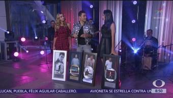 Carlos Rivera ofrece un musical en Al Aire