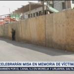 Celebrarán misa en memoria de víctimas de los sismos en CDMX