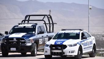 Violencia en Chihuahua; detienen implicado emboscada policías