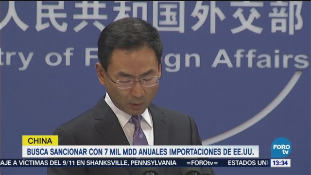 China Pide Permiso OMC Sancionar EU Antidumping