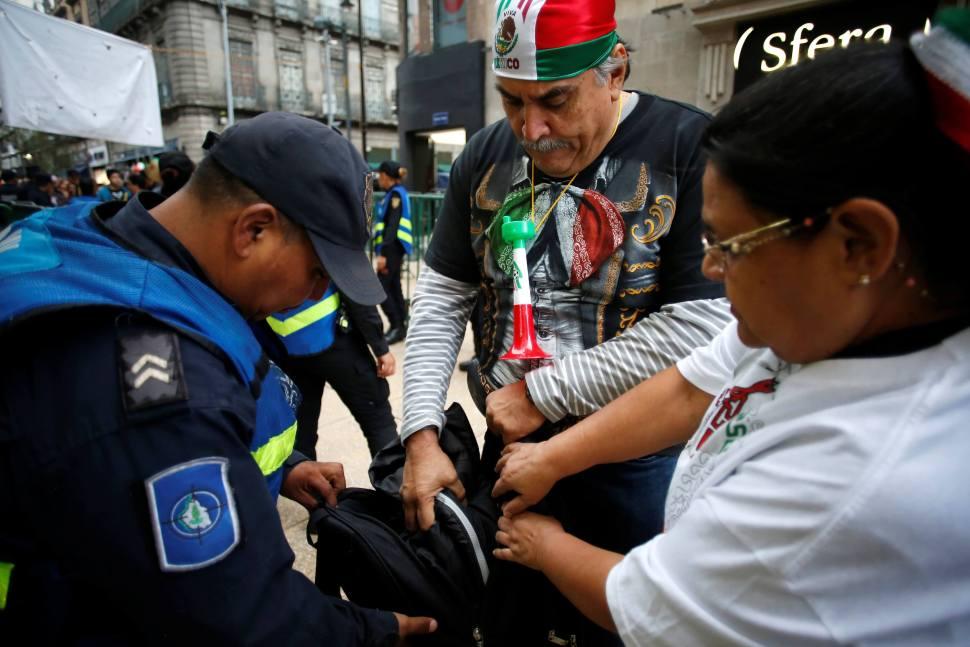 Asi celebra México el grito de Independencia