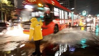 App 911 CDMX emitirá 'Alerta de Lluvias'