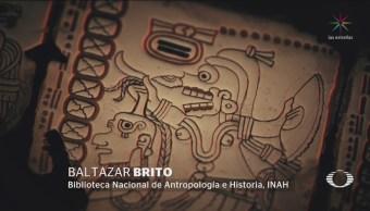 Códice Maya De México Más Antiguo América