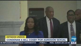 Condenan a Bill Cosby por abuso sexual