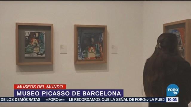 Conoce el Museo Picasso de Barcelona, en Museos del Mundo