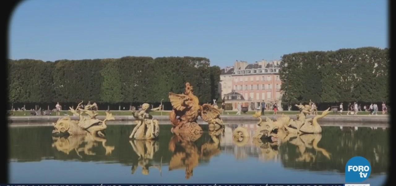 Conoce el Palacio de Versalles, en Museos del Mundo