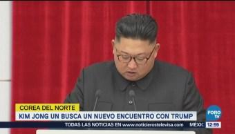 Corea del Norte busca un nuevo encuentro con Trump