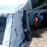 Sismo 19S: En Morelos, los damnificados viven en carpas