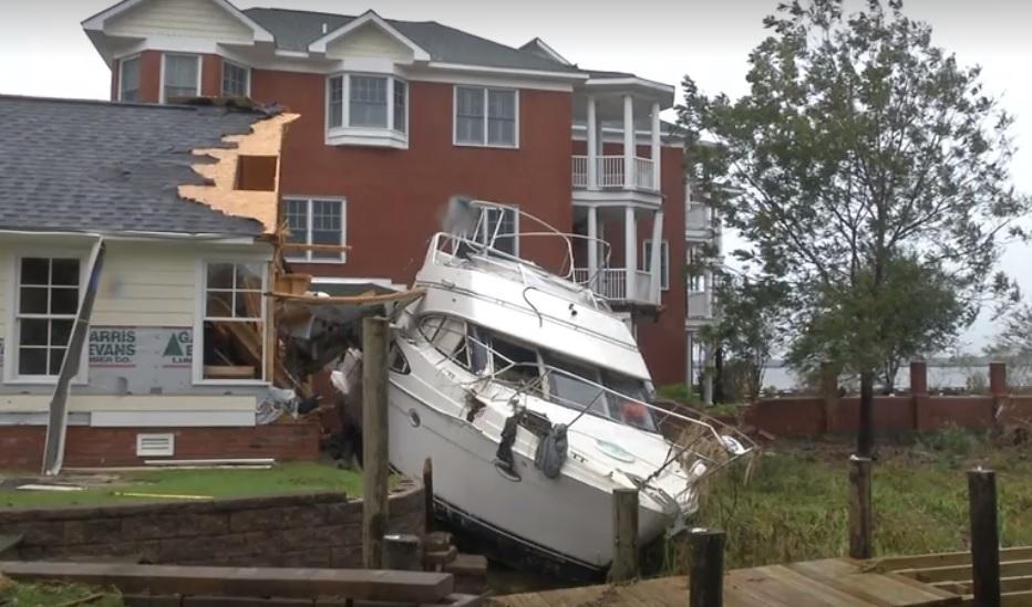 Carolina del Sur en estado de emergencia por Florence: Trump