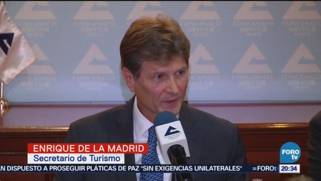 De la Madrid pide dar certeza a inversionistas