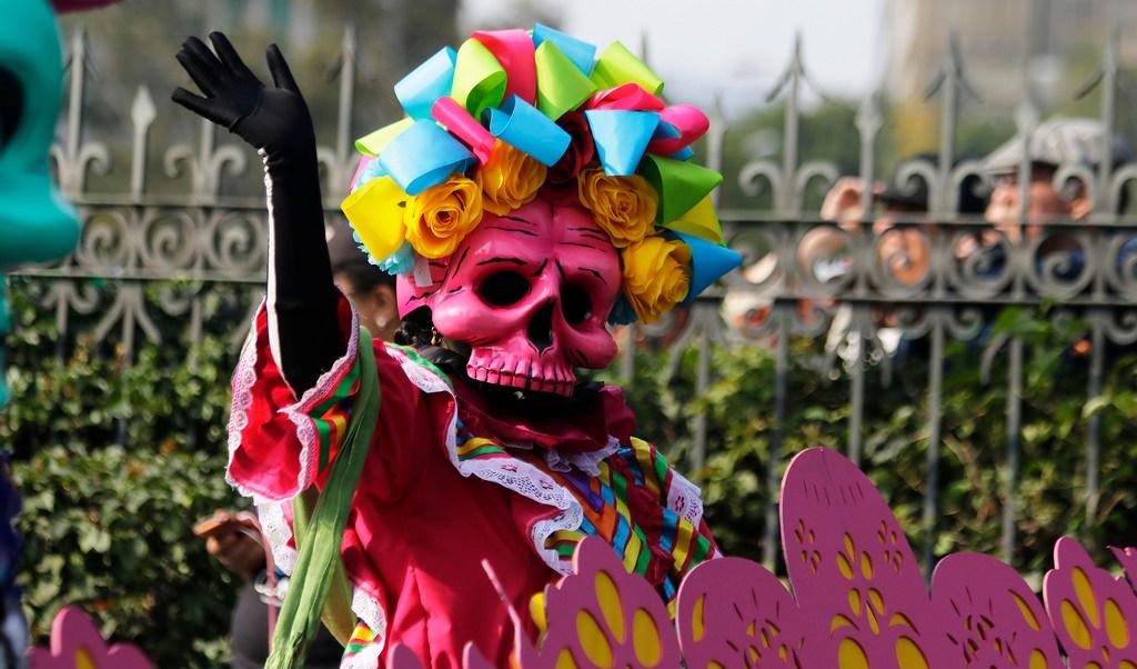 Este Fin De Semana Será El Desfile De Día De Muertos