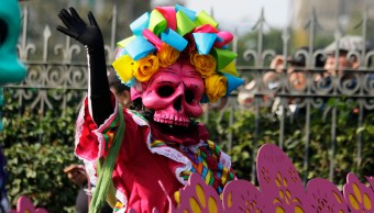 Desfile De Día De Muertos 2018, Desfile De Día De Muertos 2018 CDMX, Desfile Día De Muertos 2018, CDMX, Día De Muertos, Desfile Cuándo Es