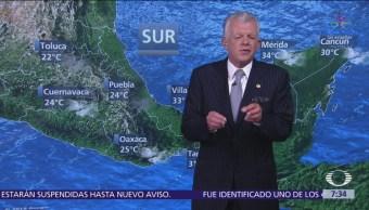 Despierta con Tiempo Se forma la depresión tropical 20-E