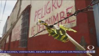 Despierta recorre sitios devastados el 19-S Puebla y Edomex