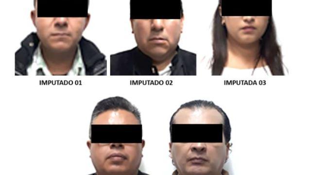 Operativo bar Curazao contra la trata de personas