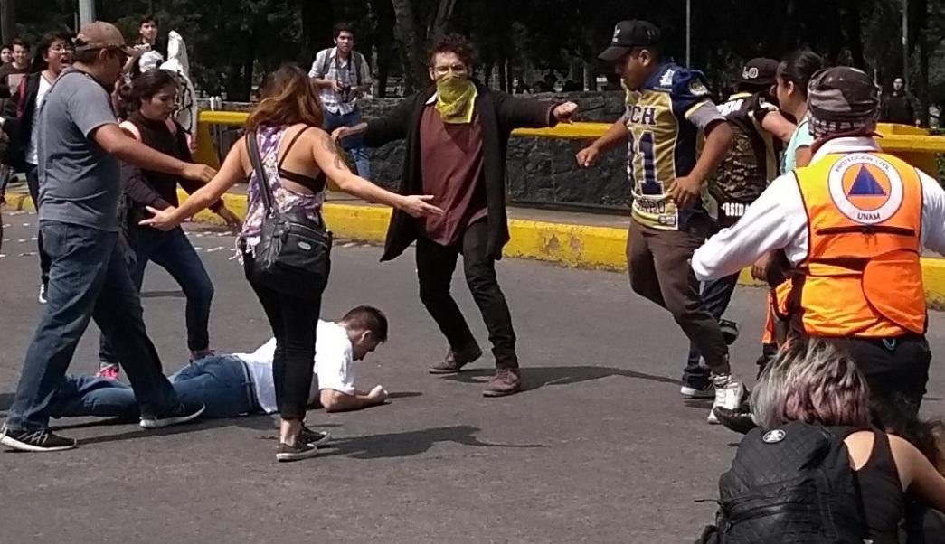 PGJCDMX detiene a otro implicado en los hechos violentos en la UNAM
