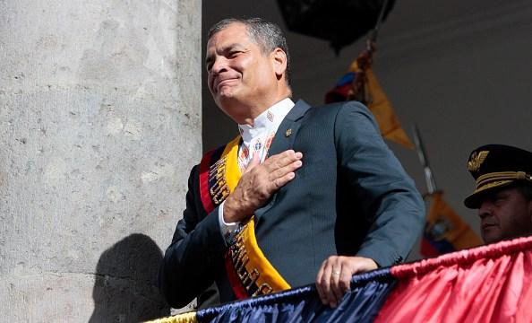 Aceptan acusar por secuestro al expresidente Rafa Correa