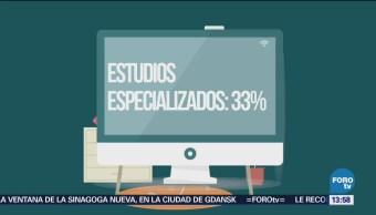 Educación en línea, cada vez más popular en México