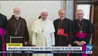 El papa recibe a obispos de EU tras casos de abusos