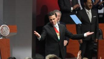 Peña Nieto presenta sexto y último Informe de Gobierno