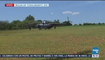 Entregan ayuda humanitaria a damnificados lluvias Sinaloa