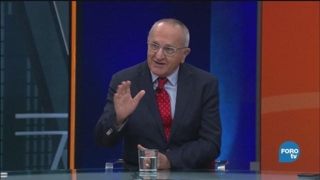 Entrevista a José Antonio Seade Kuri negociador en jefe de AMLO